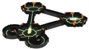 Invento 501086 - Hexbug Nano: Glows in the Dark Habitat Set