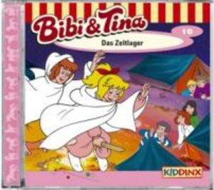 Bibi und Tina 10 Das Zeltlager