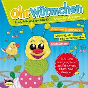 Ohrwürmchen-Lieder für die Kleinen