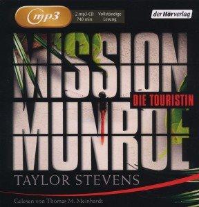 Mission Munroe.Die Touristin (MP3)
