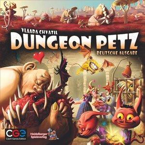 Heidelberger Spieleverlag CZ022 - Dungeon Petz, deutsch