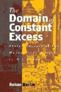 The Domain of Constant Excess