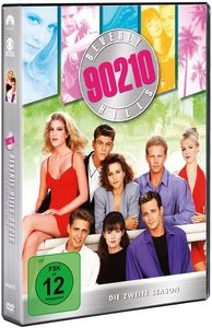 Beverly Hills, 90210 - Season 2 (8 Discs, Multibox)