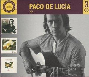 Caja Paco De Lucia Vol.1 (Fuente y Caudal/Siroco