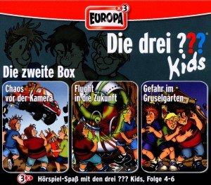 Die drei ??? Kids Box 2 (drei Fragezeichen)