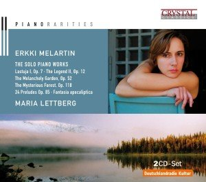 Erkki Melartin - The Solo Piano Work