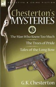 Chesterton's Mysteries