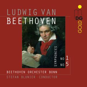 Beethoven: Sinfonie 1 & 5 - zum Schließen ins Bild klicken