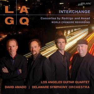 Interchange: Concertos By Rodrigo & Assad
