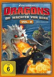 Dragons - Die Wächter von Berk - Vol. 2