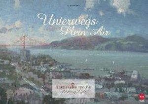 Thomas Kinkade: Unterwegs (Wandkalender 2014 DIN A4 quer)