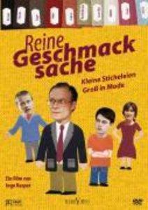 Reine Geschmacksache (DVD)