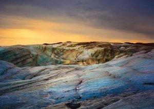 Iceland 63° 66°N (Poster Book DIN A4 Landscape)