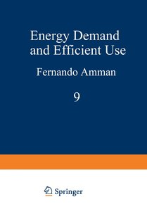 Energy Demand and Efficient Use