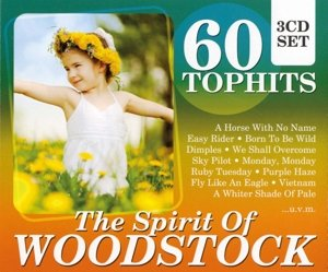 60 Top Hits Spirit of Woodstock
