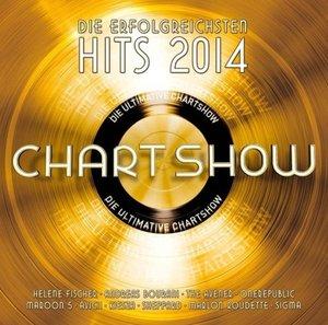 Die ultimative Chartshow - Hits 2014