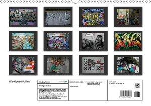 Meineke, E: Wandgeschichten (Wandkalender 2015 DIN A3 quer)