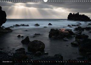 Lanzarote - Aktaufnahmen auf der Vulkaninsel (Wandkalender 2017
