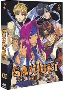 Saiyuki - Reise nach Westen (Vol. 3)