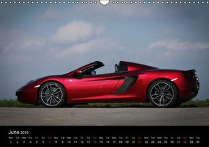 Wolff, J: McLaren MP4-12C Spider / UK-Version
