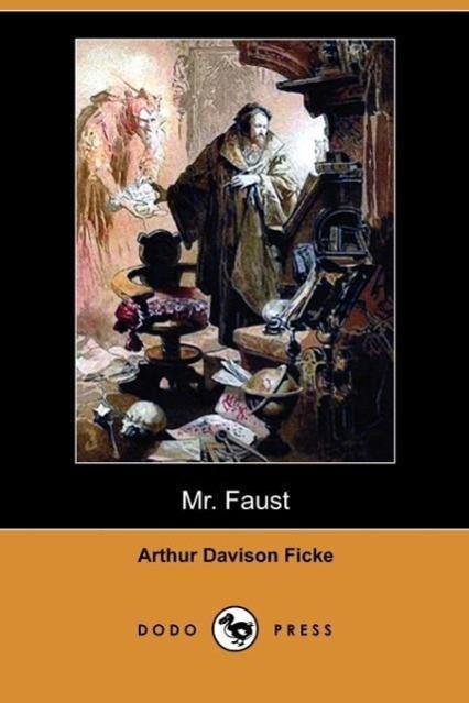 Mr. Faust (Dodo Press) - zum Schließen ins Bild klicken