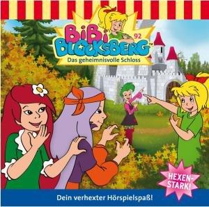 Bibi Blocksberg 92. Das geheimnisvolle Schloss