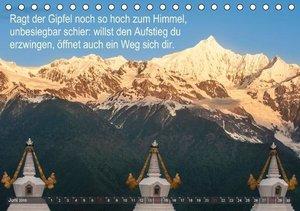 BuddhaART: BUDDHAS WEISHEITEN - Balsam für die Seele (Tischk