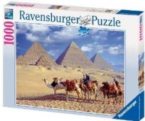 Ravensburger 15865 - Pyramiden von Giseh, Ägypten,1000 Teile Puz