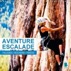 Aventure escalade : falaises, rochers et parois (Calendrier mura