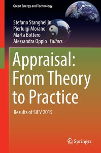 Appraisal: From Theory to Practice