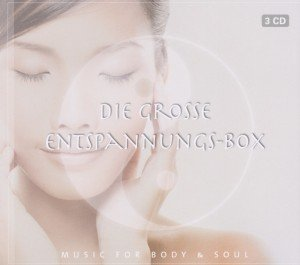 Music For Body & Soul: Groáe Entspannungs-Box