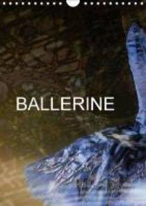 BALLERINE (Calendrier mural 2015 DIN A4 vertical)