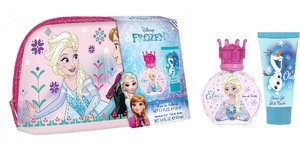 Disney Frozen Die Eiskönigin EDT 50ml + Duschgel 100ml + Beautyb