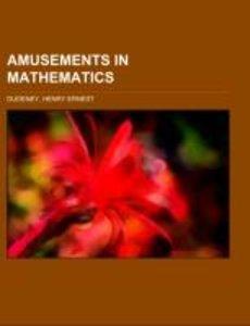 Amusements in Mathematics