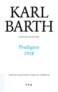 Predigten 1918