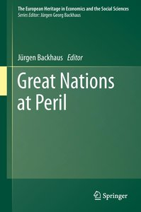 Great Nations at Peril