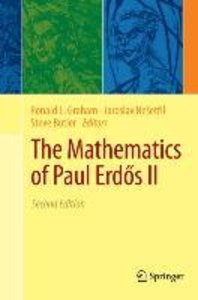 The Mathematics of Paul Erdos II