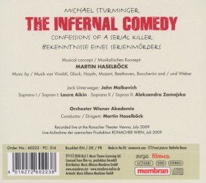 The Infernal Comedy