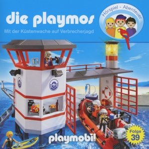Die Playmos 39. Mit der Küstenwache auf Verbrecherjagd
