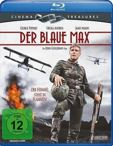 Der blaue Max-Cinema Treasures-Blu-ray Disc