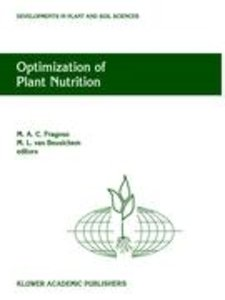Optimization of Plant Nutrition