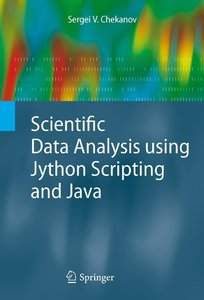 Scientific Data Analysis using Jython Scripting and Java