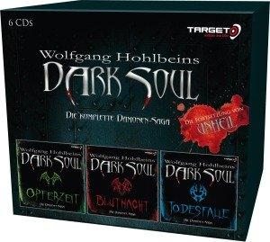 Wolfgang Hohlbeins DARK SOUL- Die Dämonen-Saga in einer Box
