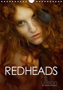 REDHEADS / UK-Version (Wall Calendar 2015 DIN A4 Portrait)
