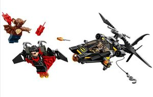 LEGO® DC Comics Super Heroes 76011 - Man-Bats Attacke