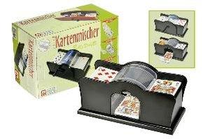 Kartenmischmaschine - manuell - schwarz