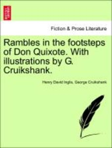 Rambles in the footsteps of Don Quixote. With illustrations by G