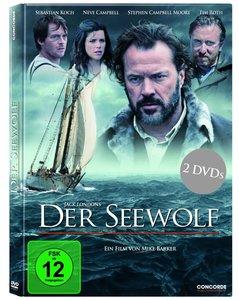 Der Seewolf (Mediabook) (DVD)