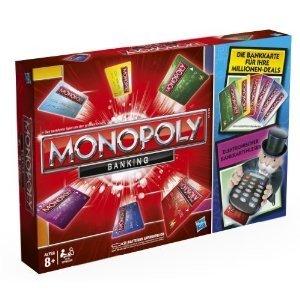 Hasbro 37712100 - Monopoly Banking