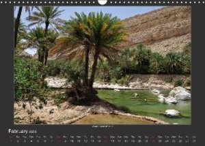 Magical Oman UK Version (Wall Calendar 2015 DIN A3 Landscape)